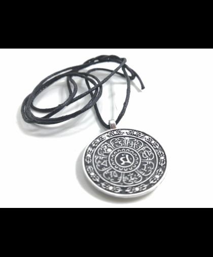 Амулет Тибетский 8 благих символов
