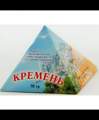 Кремень 70гр Крым.Глина