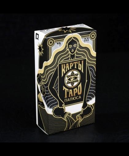 Карты Таро «Папюса», 78 карт