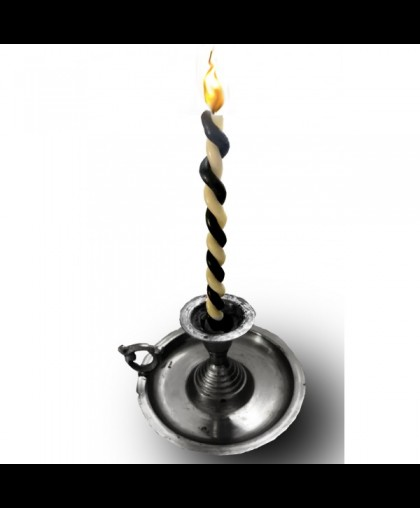 Крученая свеча под наложение программы ИНЬЯНЬ (Нет программы)