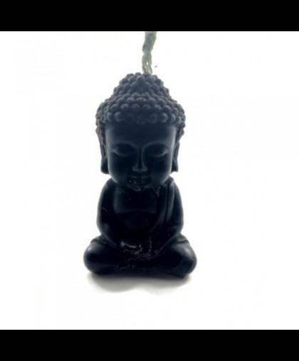 Свеча восковая ритуальная Будда (Рабочее состояние | клевер)